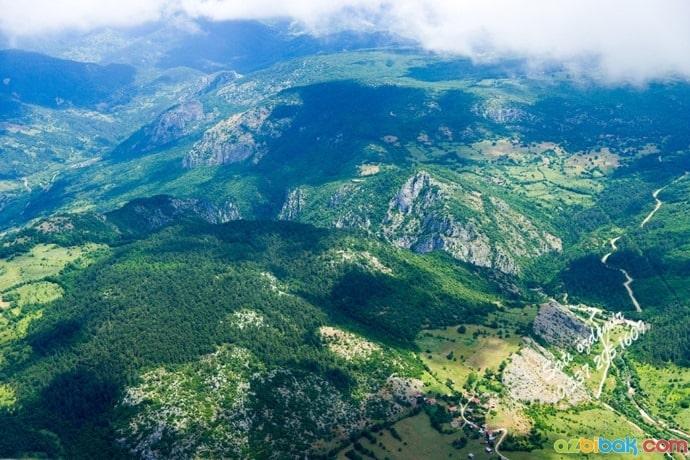 küre dağı milli parkı