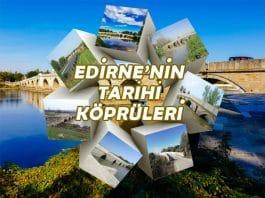Edirnenin tarihi köprülerinin küçük fotoğrafları